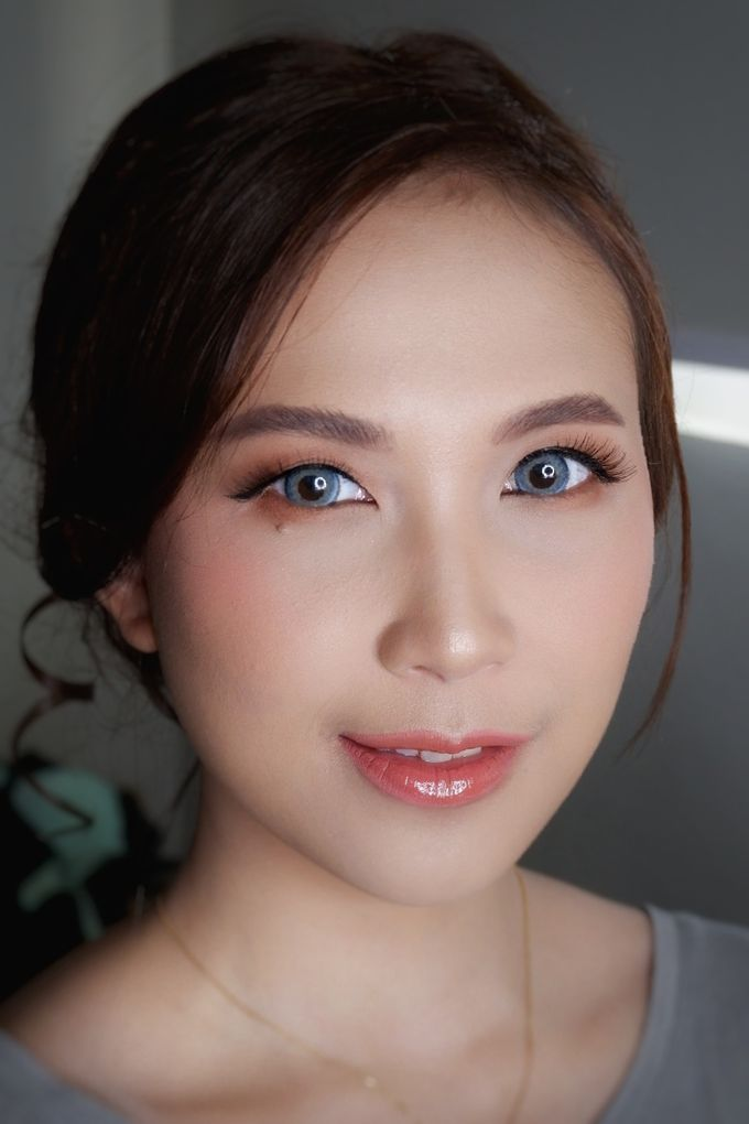 Wedding, Prewedding by CHERIS'H makeup artist - 024