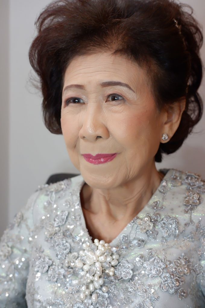 Makeup & Hairdo for 3 Generations by Nike Makeup & Hairdo - 005