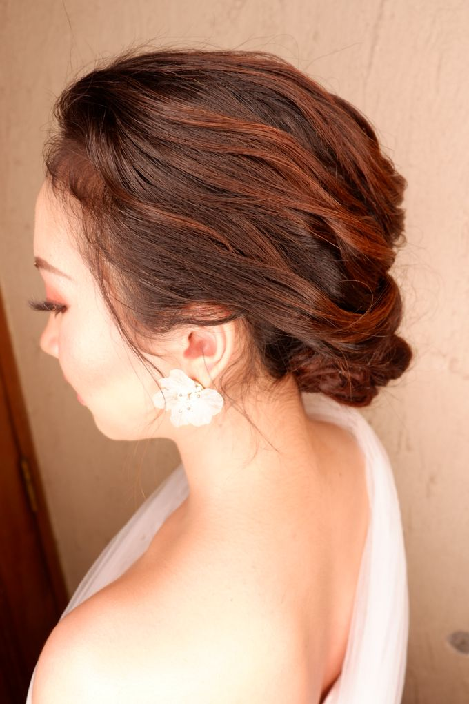 Bride Make Up & Hair by lely murwiki - 003