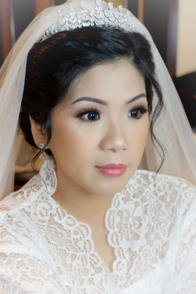 My Beautiful bride, Citra by Nike Makeup & Hairdo - 005