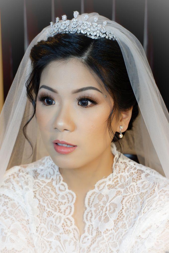 My Beautiful bride, Citra by Nike Makeup & Hairdo - 003