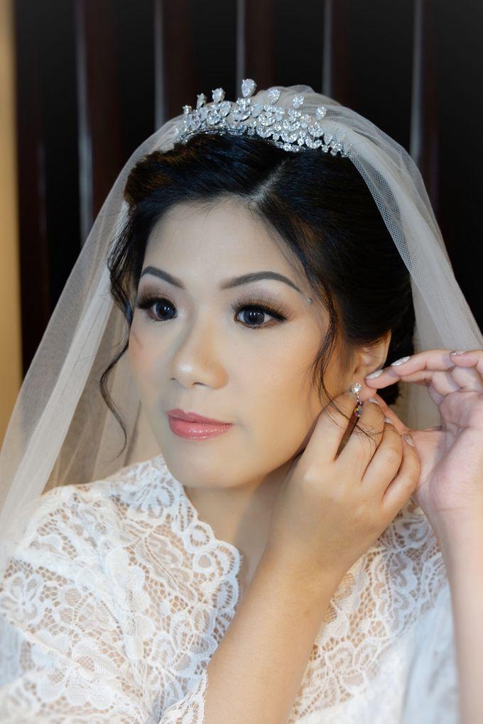 My Beautiful bride, Citra by Nike Makeup & Hairdo - 006