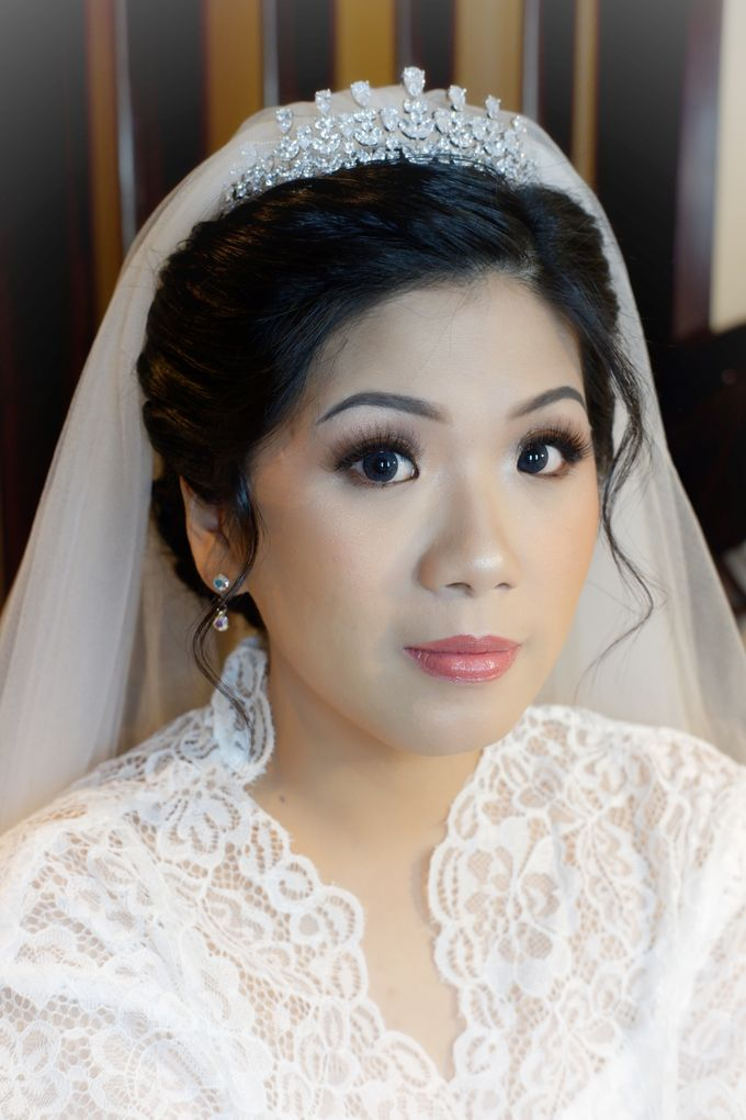 My Beautiful bride, Citra by Nike Makeup & Hairdo - 002