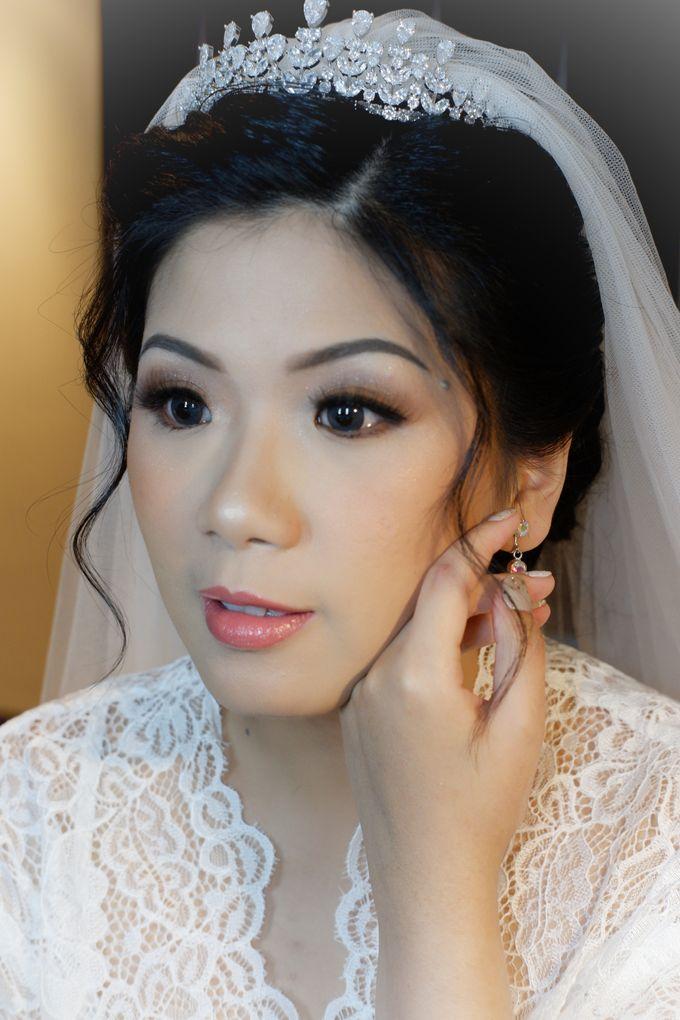 My Beautiful bride, Citra by Nike Makeup & Hairdo - 004