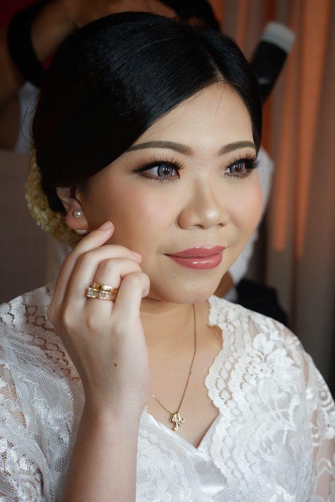 My Beautiful bride, Marlena by Nike Makeup & Hairdo - 002