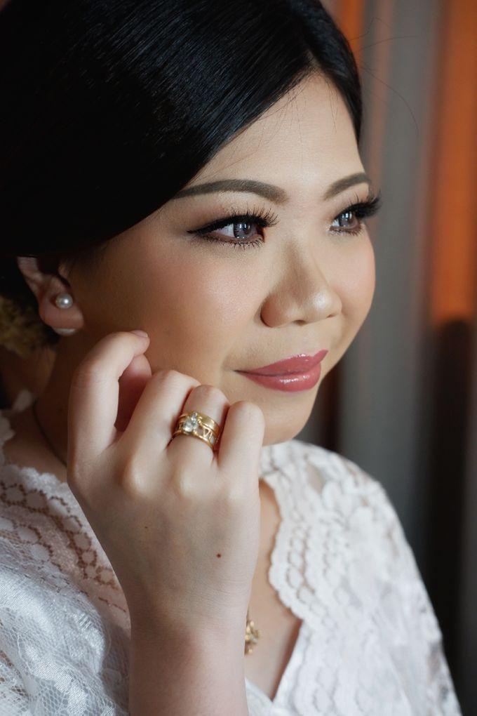 My Beautiful bride, Marlena by Nike Makeup & Hairdo - 005