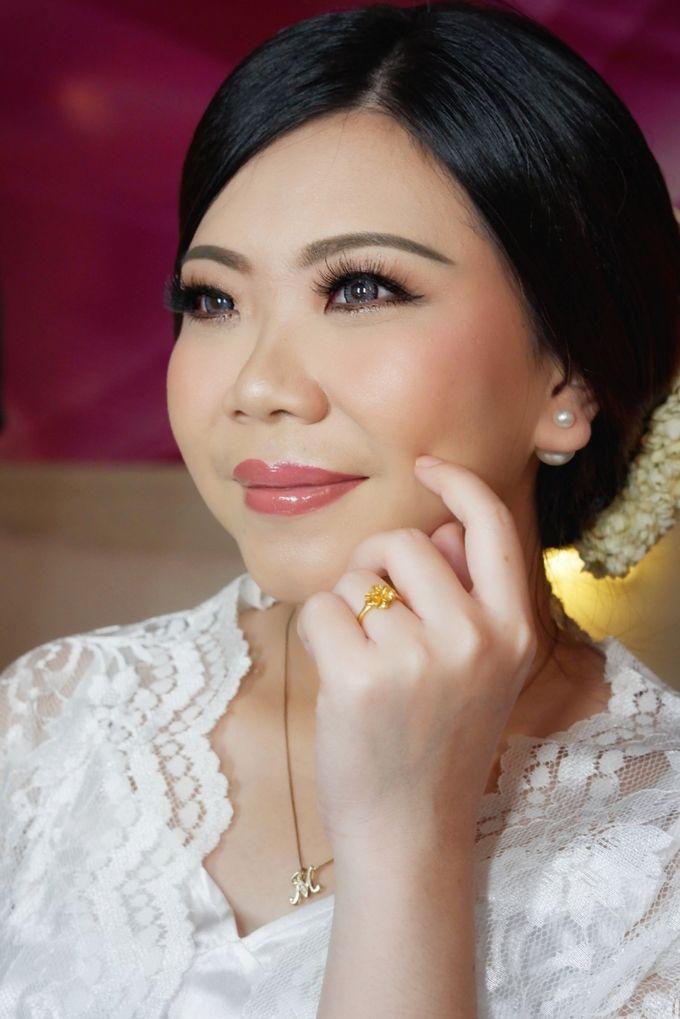 My Beautiful bride, Marlena by Nike Makeup & Hairdo - 006