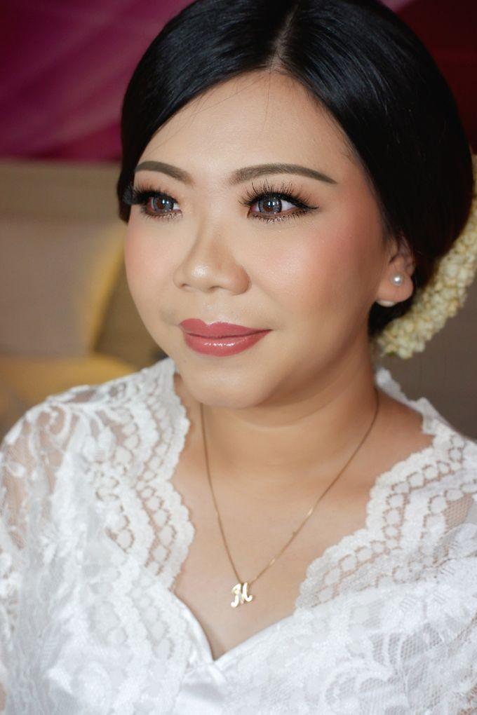My Beautiful bride, Marlena by Nike Makeup & Hairdo - 001