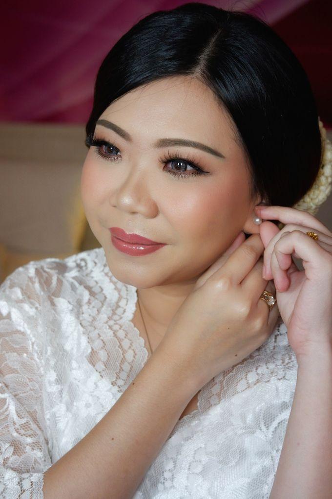 My Beautiful bride, Marlena by Nike Makeup & Hairdo - 003