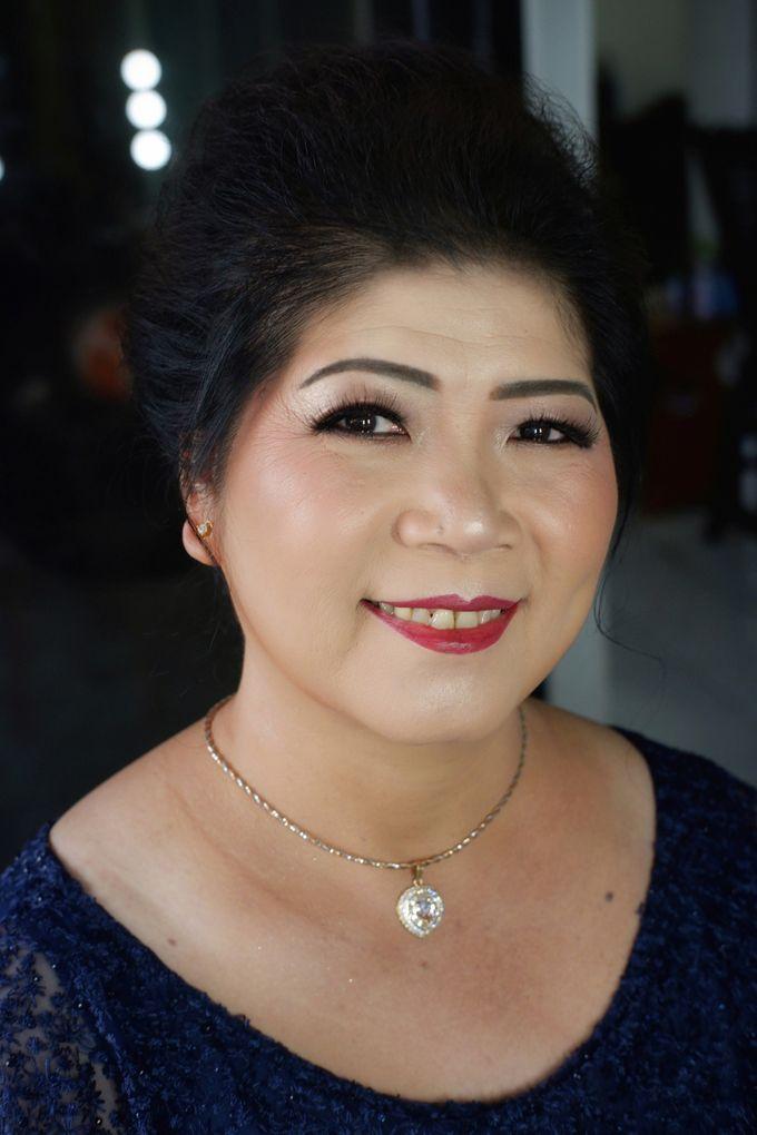 Makeup Sangjit & Holy Matrimony for Mom by Nike Makeup & Hairdo - 007