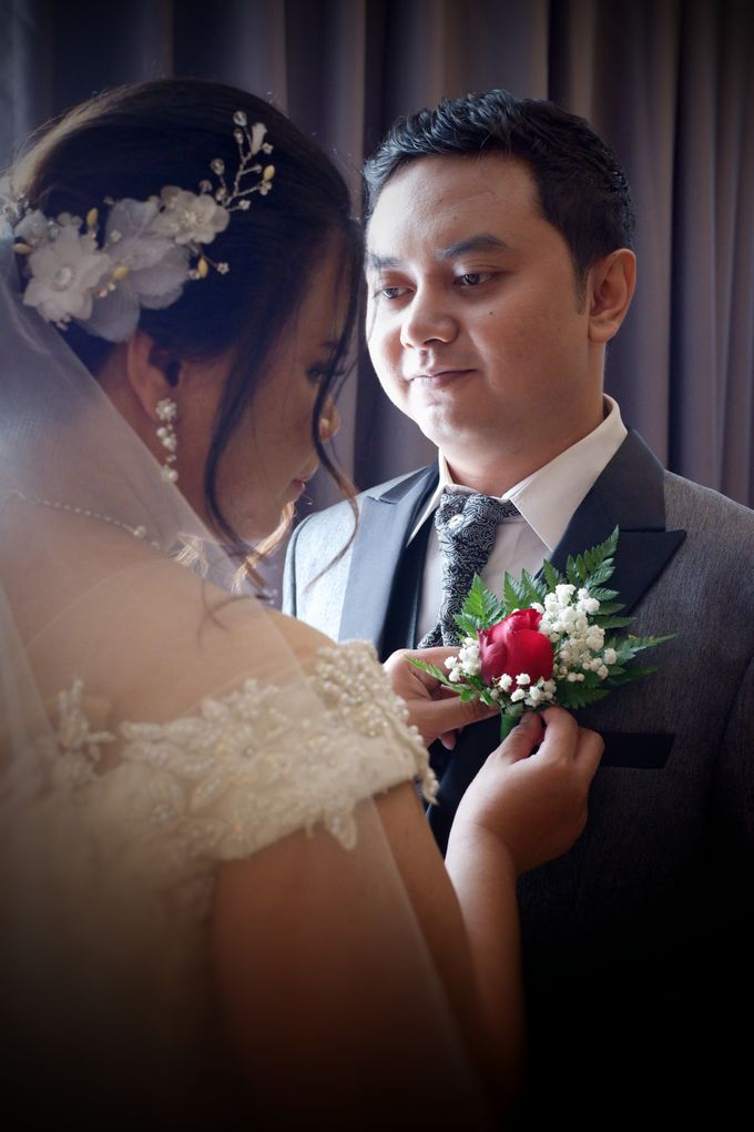 The Wedding of Nathan & Dita by Favor Brides - 012