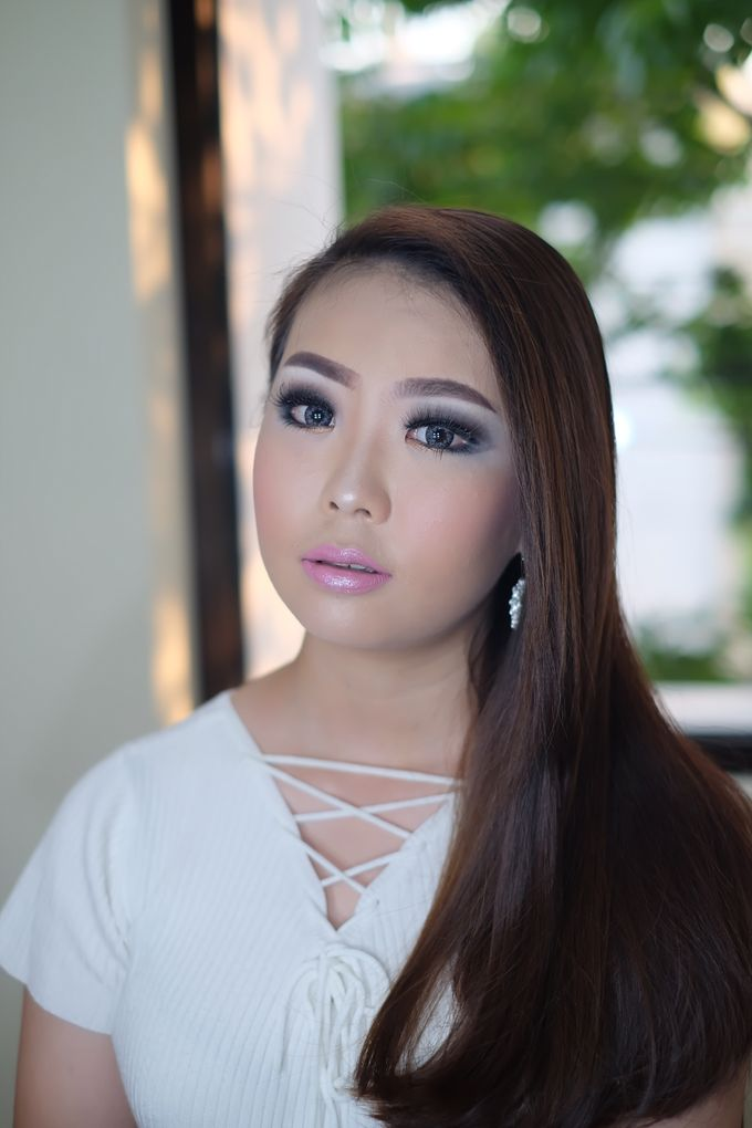 SOFT GLAM MAKEUP by Jannete williams - 005