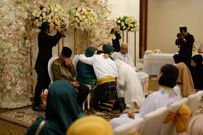 Asri & Aso Wedding by HENRY BRILLIANTO - 016