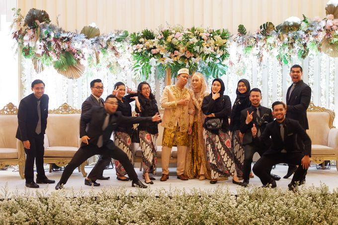 Asri & Aso Wedding by HENRY BRILLIANTO - 030