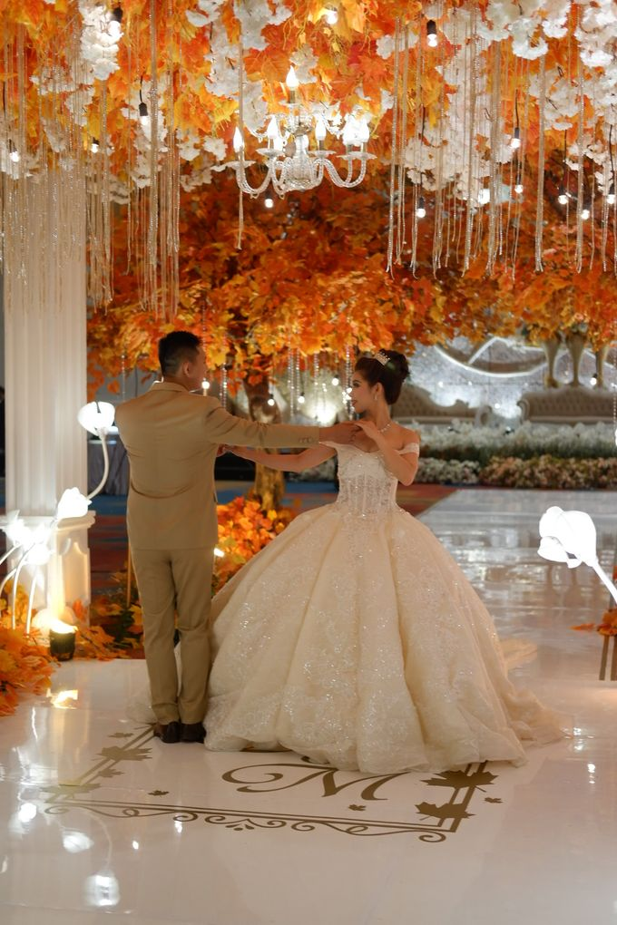 Diantoro & Margaretha Wedding by HENRY BRILLIANTO - 006