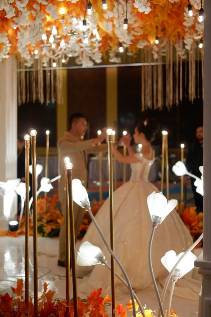 Diantoro & Margaretha Wedding by HENRY BRILLIANTO - 005