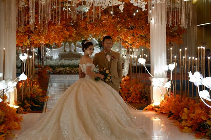 Diantoro & Margaretha Wedding by HENRY BRILLIANTO - 008