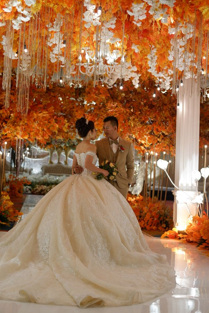 Diantoro & Margaretha Wedding by HENRY BRILLIANTO - 018