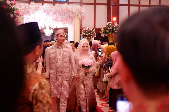 Ayu & Turas Wedding by HENRY BRILLIANTO - 018