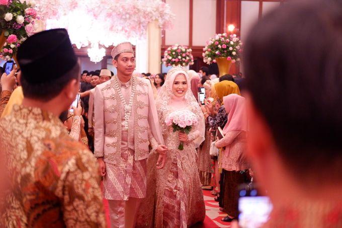 Ayu & Turas Wedding by HENRY BRILLIANTO - 021