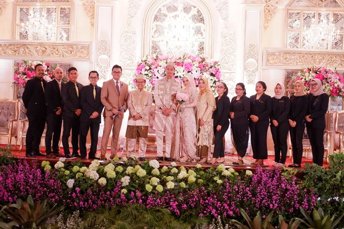 Ayu & Turas Wedding by HENRY BRILLIANTO - 006