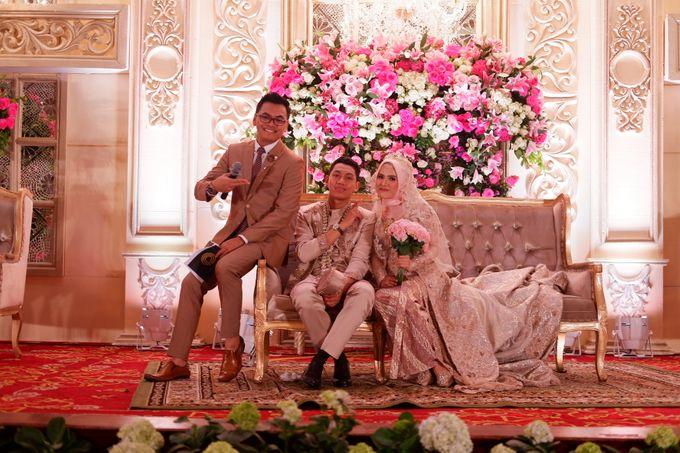 Ayu & Turas Wedding by HENRY BRILLIANTO - 008
