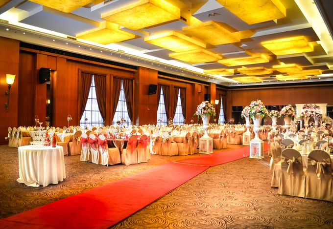 Table Party Wedding at Angke Restaurant by Angke Restaurant & Ballroom Jakarta - 002