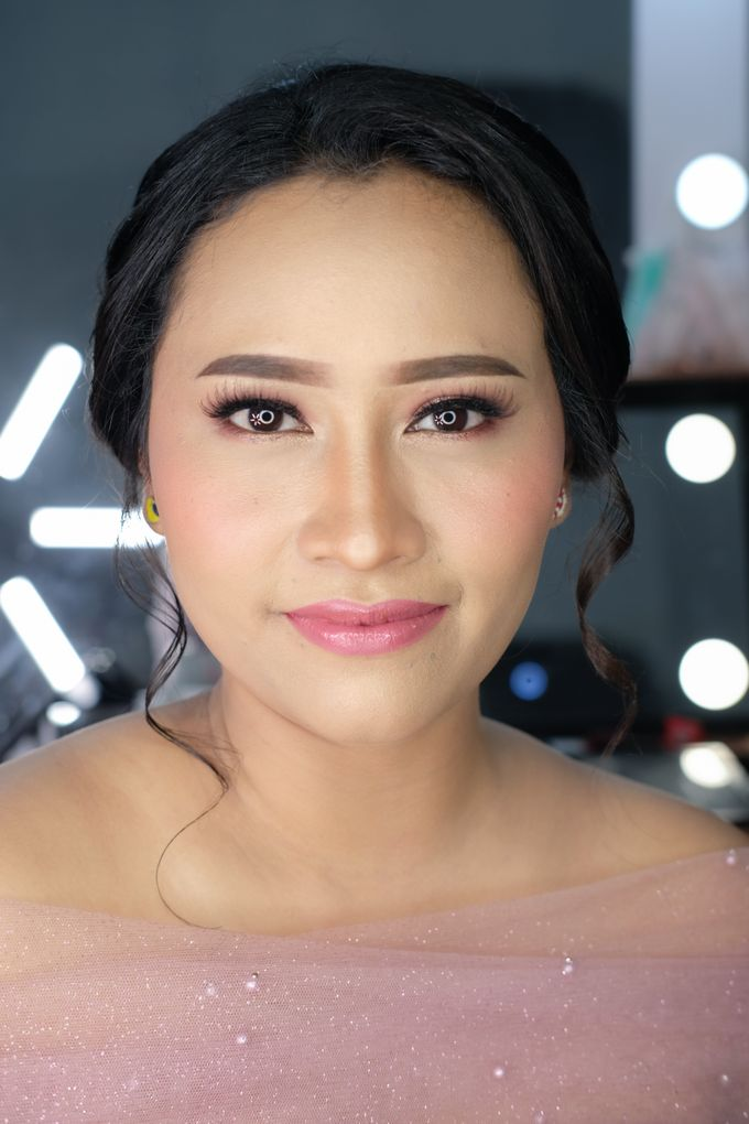 Soft Glam Makeup by Shally Makeup - 004