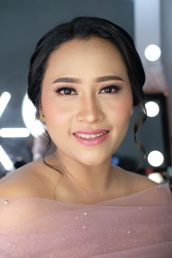 Soft Glam Makeup by Shally Makeup - 005