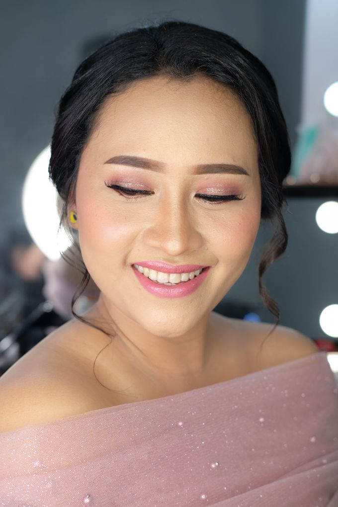 Soft Glam Makeup by Shally Makeup - 003