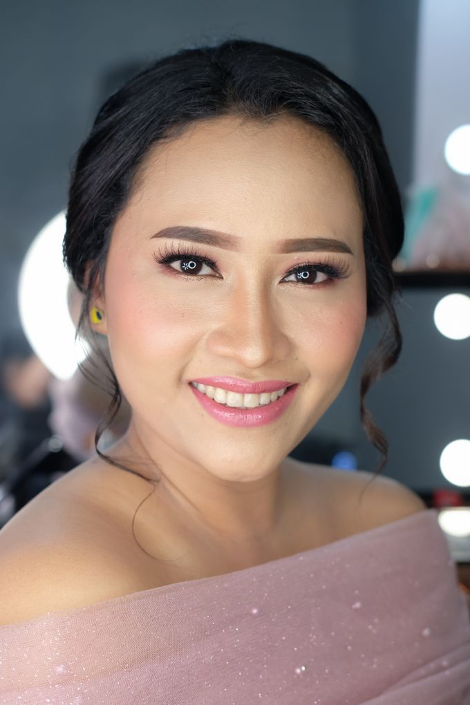 Soft Glam Makeup by Shally Makeup - 007