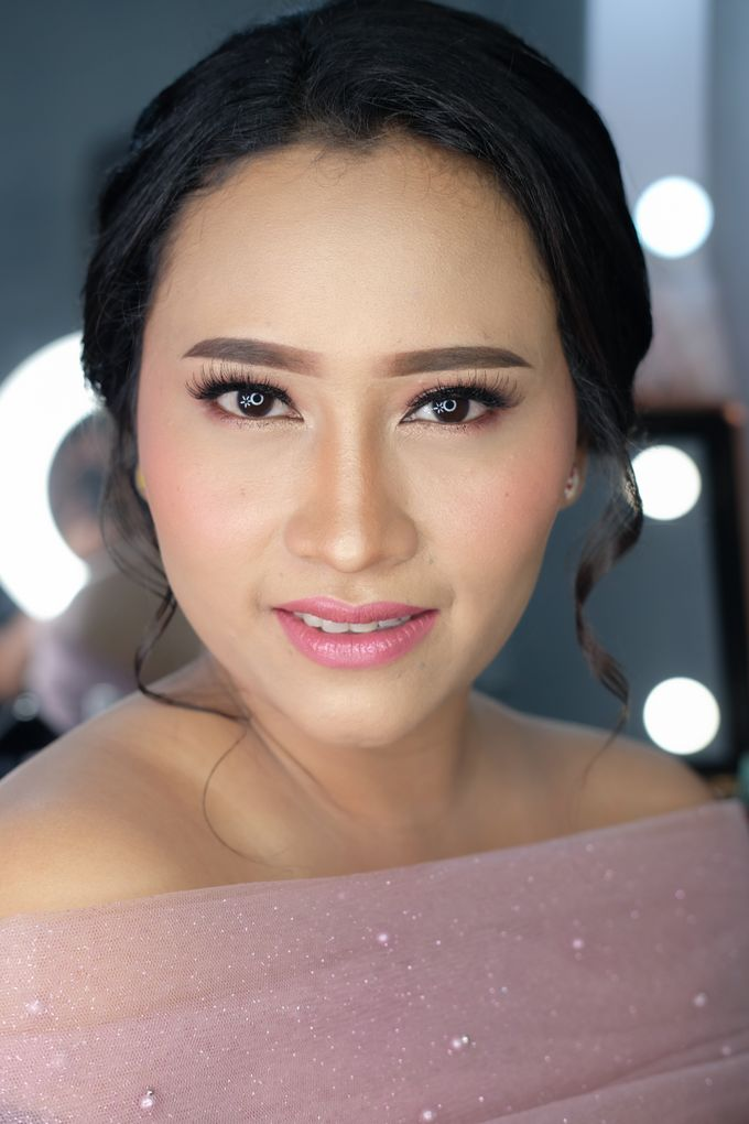 Soft Glam Makeup by Shally Makeup - 006