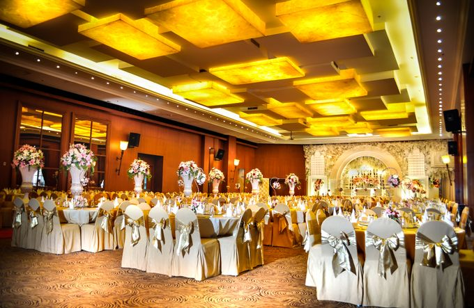 Table Party Wedding at Angke Restaurant by Angke Restaurant & Ballroom Jakarta - 001