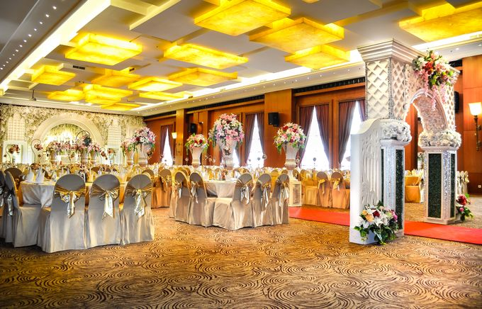 Table Party Wedding at Angke Restaurant by Angke Restaurant & Ballroom Jakarta - 003