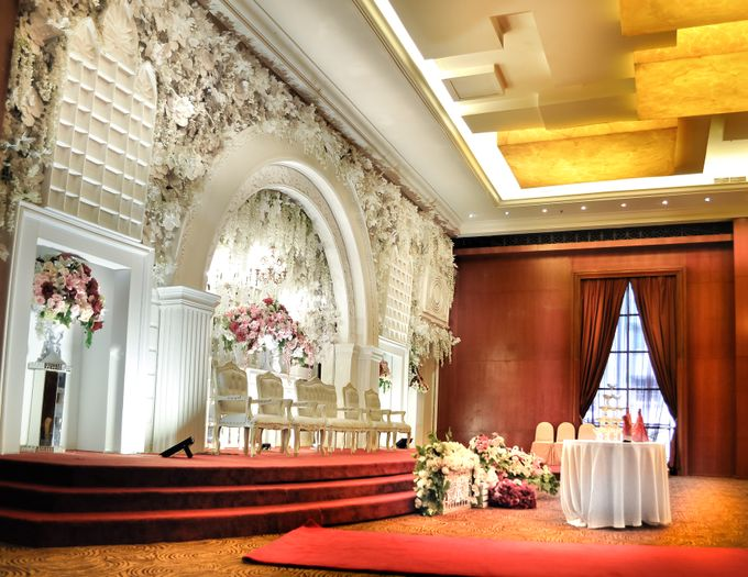 Table Party Wedding at Angke Restaurant by Angke Restaurant & Ballroom Jakarta - 004