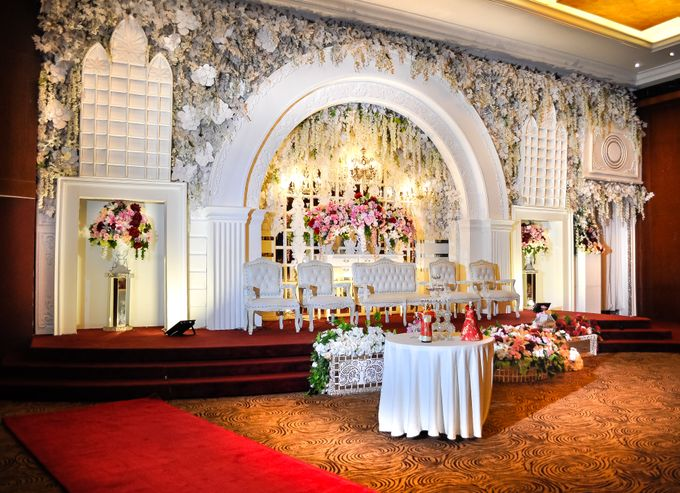 Table Party Wedding at Angke Restaurant by Angke Restaurant & Ballroom Jakarta - 005
