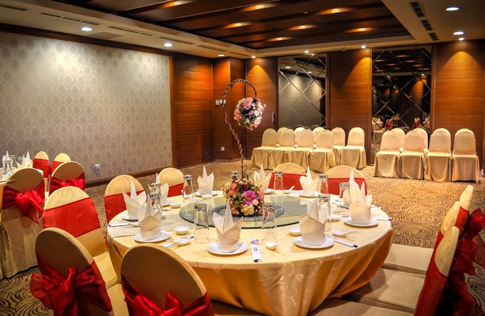 Table Party Wedding at Angke Restaurant by Angke Restaurant & Ballroom Jakarta - 006