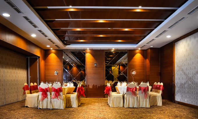 Table Party Wedding at Angke Restaurant by Angke Restaurant & Ballroom Jakarta - 007