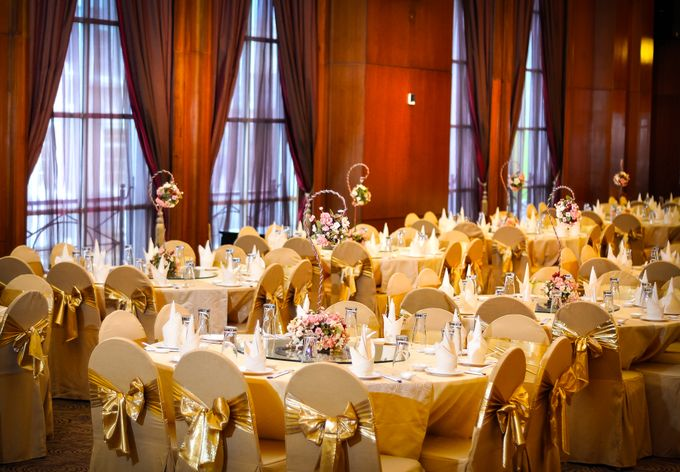 Table Party Wedding at Angke Restaurant by Angke Restaurant & Ballroom Jakarta - 008