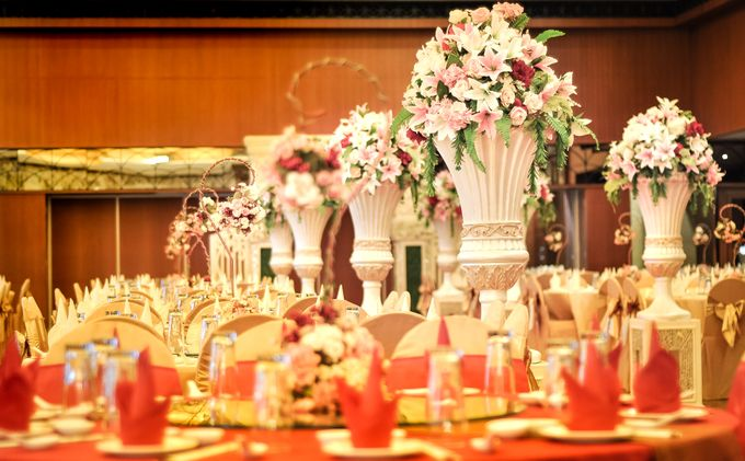 Table Party Wedding at Angke Restaurant by Angke Restaurant & Ballroom Jakarta - 009