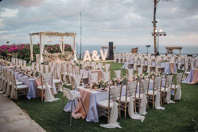 Wedding Asheeq & Vira by Bali Izatta Wedding Planner & Wedding Florist Decorator - 008