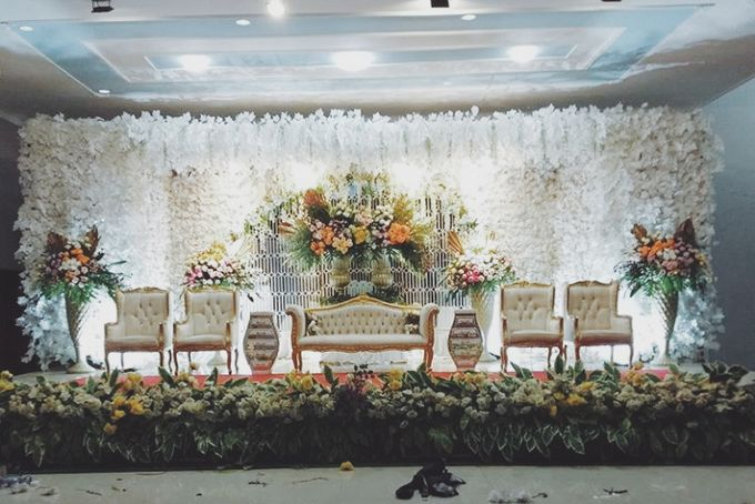 Wedding Decoration by Bougenville Decoration - 001