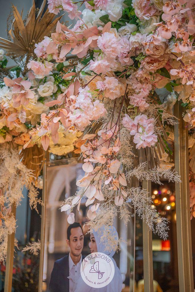 Wedding of Trevie & Mutia by 4Seasons Decoration - 003