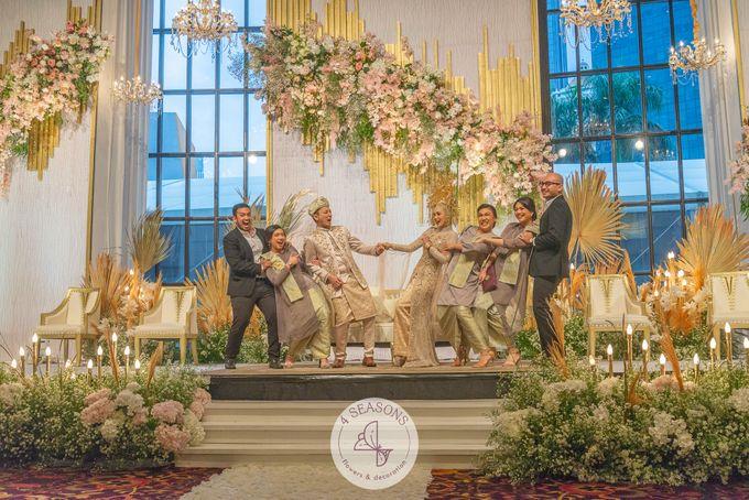 Wedding of Trevie & Mutia by 4Seasons Decoration - 013