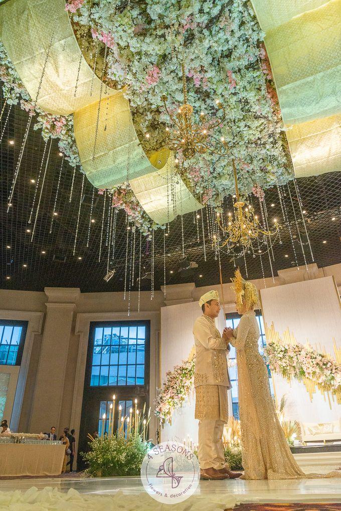 Wedding of Trevie & Mutia by 4Seasons Decoration - 011