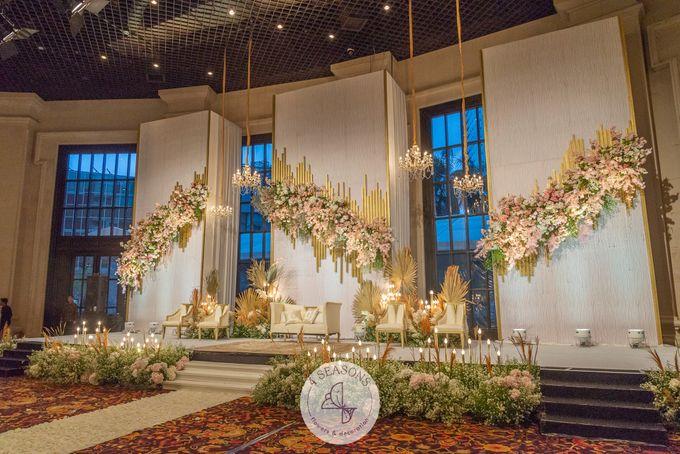 Wedding of Trevie & Mutia by 4Seasons Decoration - 009