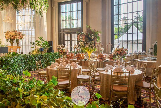 Wedding of Andre & Vinsensia by Umara Catering - 012