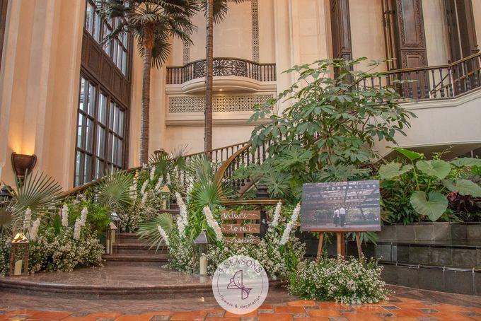 Wedding of Andre & Vinsensia by Umara Catering - 001