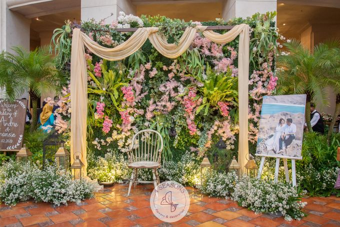 Wedding of Andre & Vinsensia by Umara Catering - 002