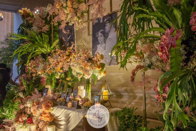 Wedding of Andre & Vinsensia by Umara Catering - 005